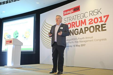 Strategic Risk Forum 2017